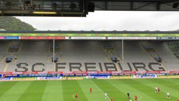 L'actuel stade du SC Fribourg. Icon Sport