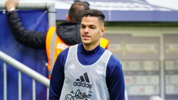 Pourquoi Hatem Ben Arfa a choisi les Girondins de Bordeaux. Icon Sport