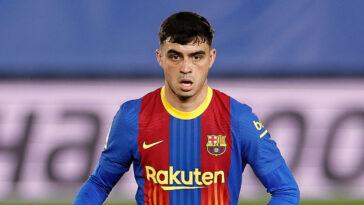 Pedri, le diamant du Barça. Icon Sport