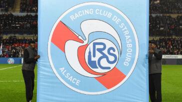 Le RC Strasbourg peut compter sur un fan bien particulier. Icon Sport