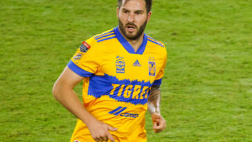 André-Pierre Gignac. Icon Sport