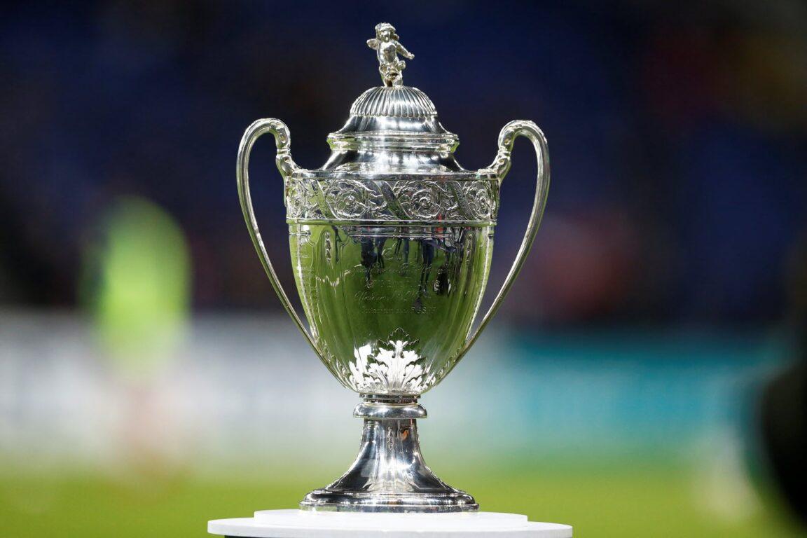 Le Petit Poucet de la Coupe de France est désormais Saumur. Icon Sport