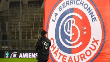 Le club de Châteauroux bientôt sous pavillon saoudien ? Icon Sport