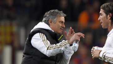 José Mourinho : ce joueur qu'il rêve de retrouver. Icon Sport