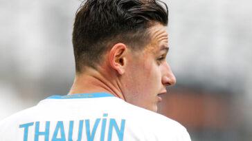 Florian Thauvin va faire perdre une fortune à l'OM. Icon Sport