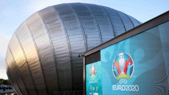 LEuro 2021 pourrait être organisé uniquement en Angleterre. Firo / Icon Sport