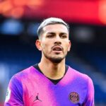 Leandro Paredes devra se montrer intraitable s'il ne veut pas perdre la boule face aux artistes du Barça. Photo Icon Sport