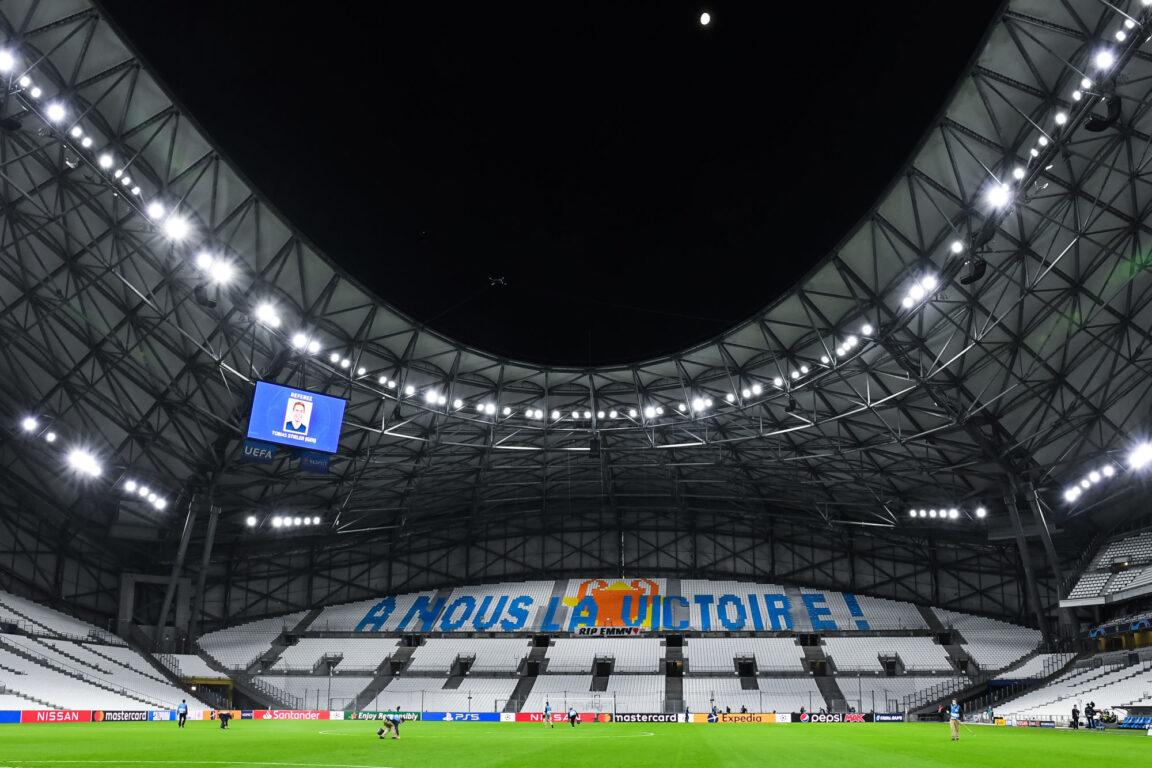 Le Stade Vélodrome mis ene vente sur le Bon Coin / Icon Sport