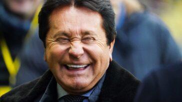 Le trublion Waldemar Kita, président du FC Nantes. Photo Eddy Lemaistre/Icon Sport