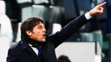 Antonio Conte et l'Inter, le désamour... Icon Sport