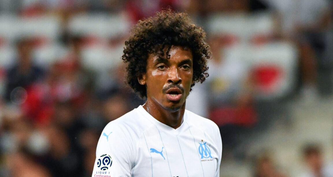 Luiz Gustavo portait encore le maillot de Marseille au début de la saison 2019/2020.