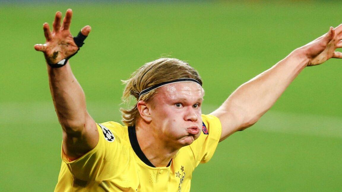 Erling Haaland serait déjà un joueur du Real Madrid. Icon Sport