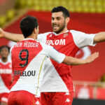 Kevin Volland et Wissam Ben Yedder, le duo de feu qui porte l'attaque de Monaco. Photo Icon Sport