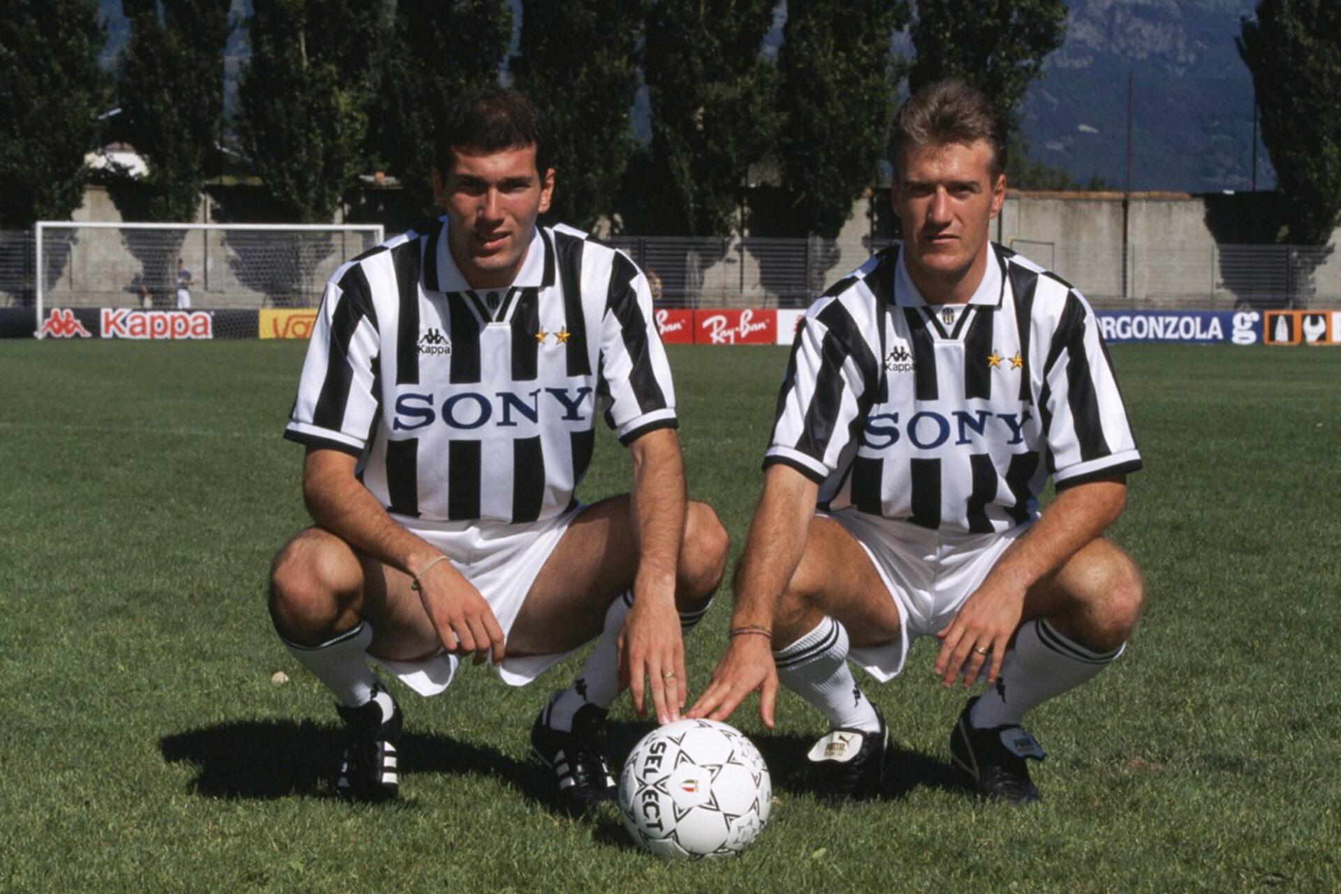 Zinédine Zidane à la Juventus Turin ou en équipe de France après Didier Deschamps ? Photo : Icon Sport