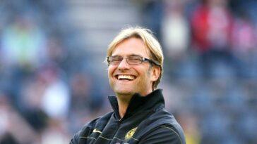 Jürgen Klopp, alors joueur de Mayence (D2 allemande) est devenu entraîneur du jour au lendemain... Avec le succès qu'on lui connaît. Photo Icon Sport