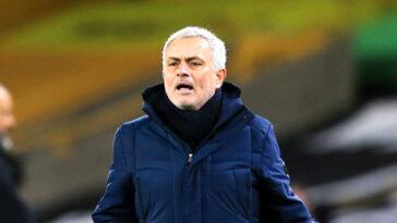 José Mourinho. Icon Sport