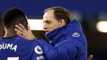 Thomas Tuchel a fait de Chelsea un cador de Premier League et de Ligue des champions. Icon Sport