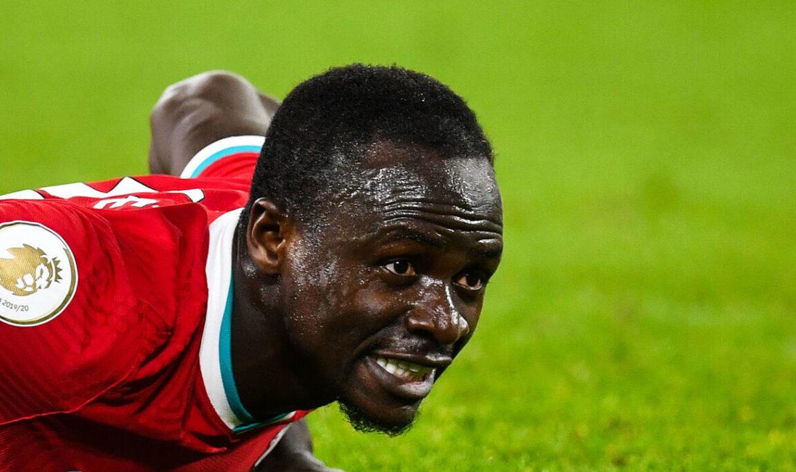 Sadio Mané. Icon Sport