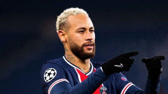 Neymar, aussi généreux sur le terrain qu'en dehors. Icon Sport
