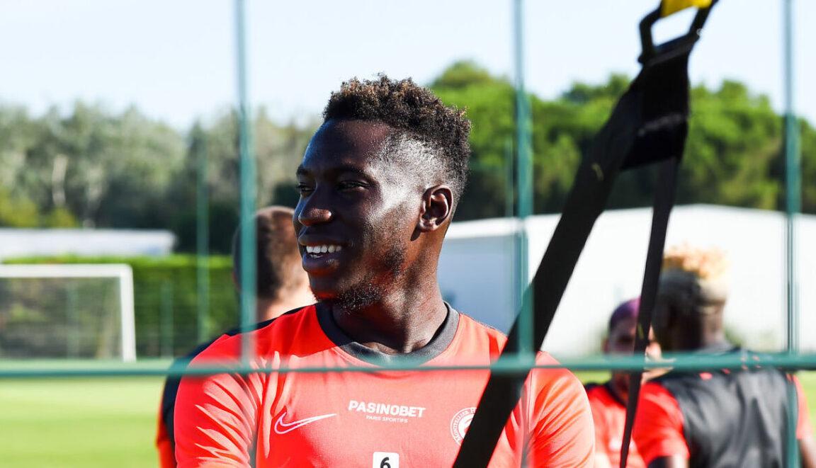 Junior Sambia, le retour étincelant d'un miraculé - Icon Sport