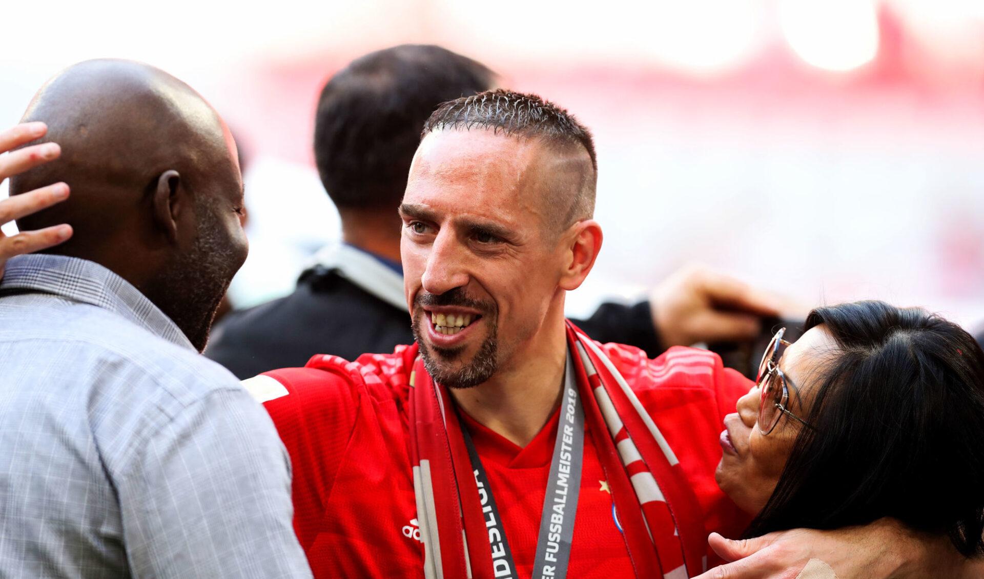 Franck Ribéry a longtemps pensé qu'il devait gagner le Ballon d'Or en 2013 (Icon Sport)