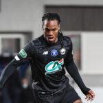 Renato Sanches assure avoir été la cible de commentaires racistes lors de Gazélec Ajaccio-Lille, dimanche 7 mars. Icon Sport