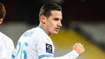 Florian Thauvin, parti pour rester à l'Olympique de Marseille ? Icon Sport