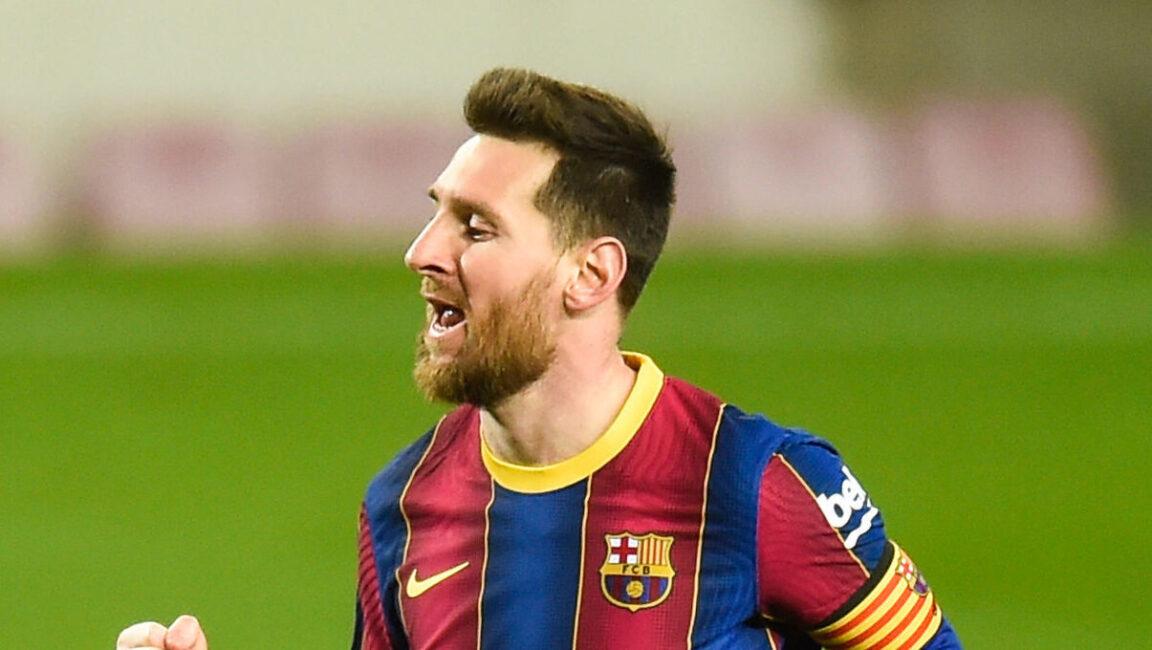 Lionel Messi bientôt lié à vie au Barça ? Icon Sport