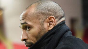Thierry Henry dégoûté par les réseaux sociaux. Icon Sport