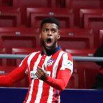 Thomas Lemar revit à l'Atlético de Madrid. Icon Sport