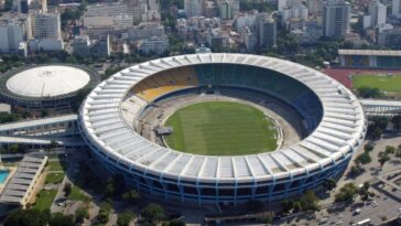 "Le stade Maracana va être renommé ""stade du Roi Pelé"". Icon Sport"