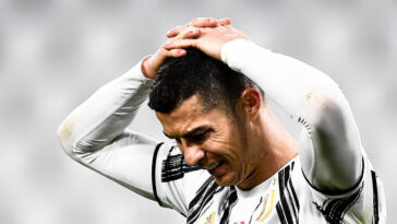 Cristiano Ronaldo est à nouveau la cible de critiques, en provenance d'Antonio Cassano cette fois. Photo Icon Sport