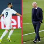 Karim Benzema flambe avec le Real Madrid, mais celui qui devrait être l'attaquant des Bleus est toujours écarté de l'équipe de France. Une absurdité pour son entraîneur Zinédine Zidane. Icon Sport