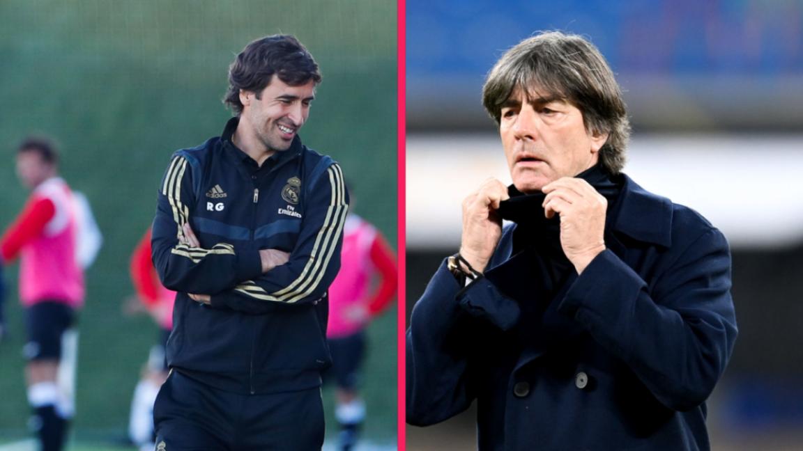 Raúl ou Joachim Löw pour remplacer Zidane au Real Madrid ? Icon Sport