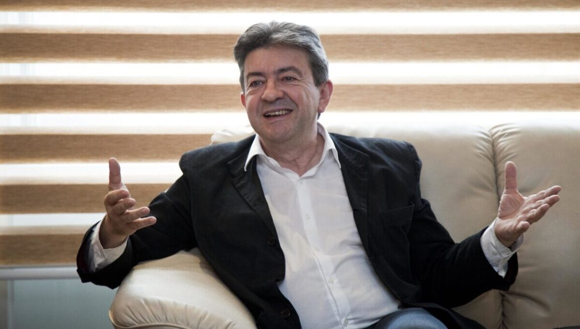"""Jean-Luc Mélenchon visita Quito"" by Cancillería Ecuador is licensed under CC BY-SA 2.0"