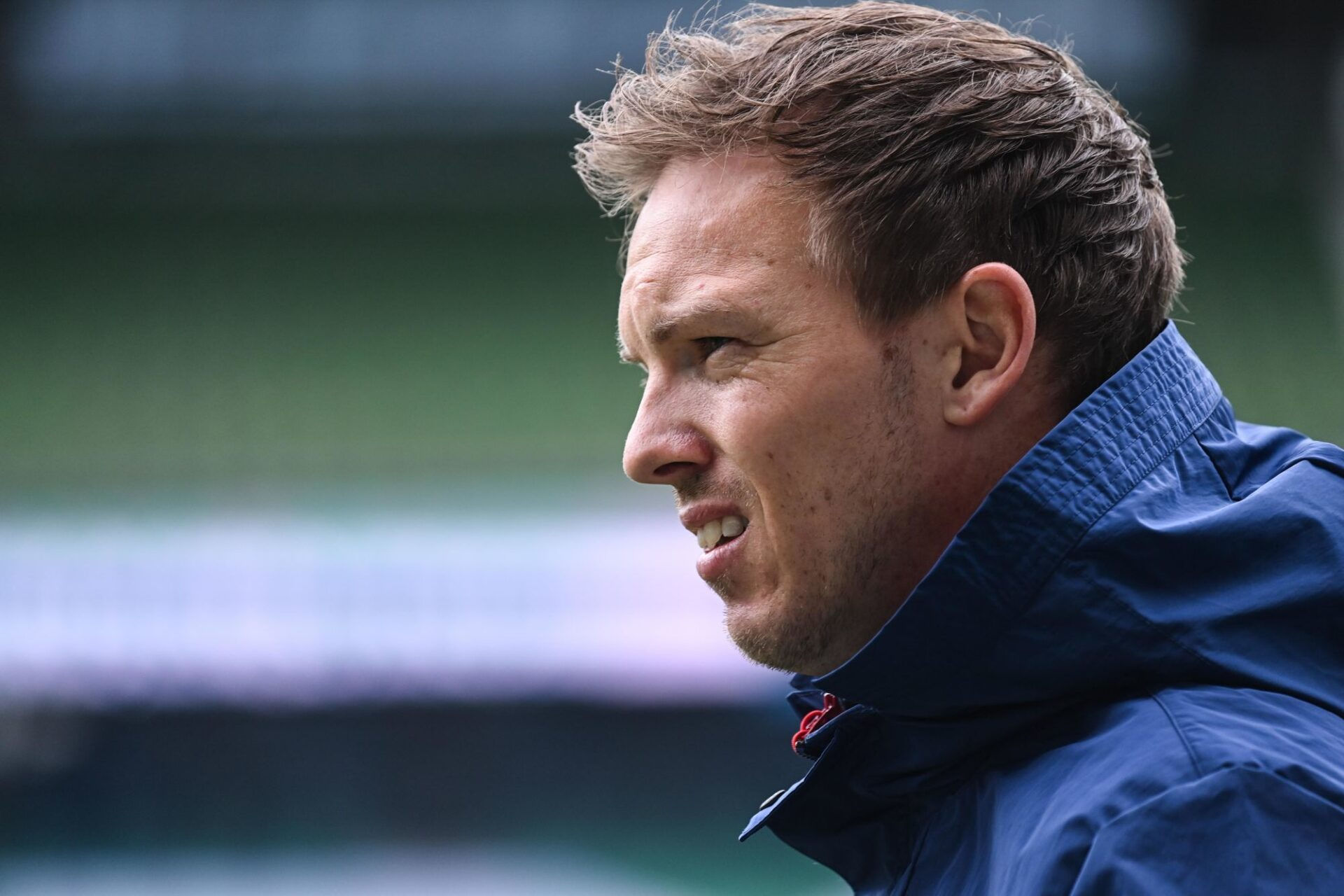 Julian Nagelsmann sera le futur entraîneur du Bayern la saison prochaine. Icon Sport