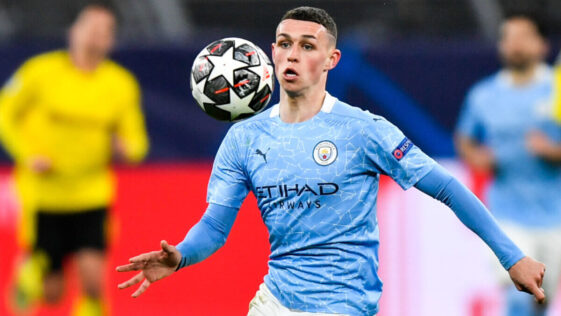 Phil Foden - PictureAlliance / Icon Sport