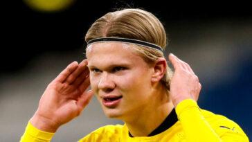 Erling Haaland. Icon Sport