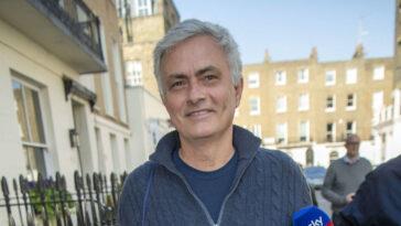José Mourinho a retrouvé un travail de consultant. Icon Sport