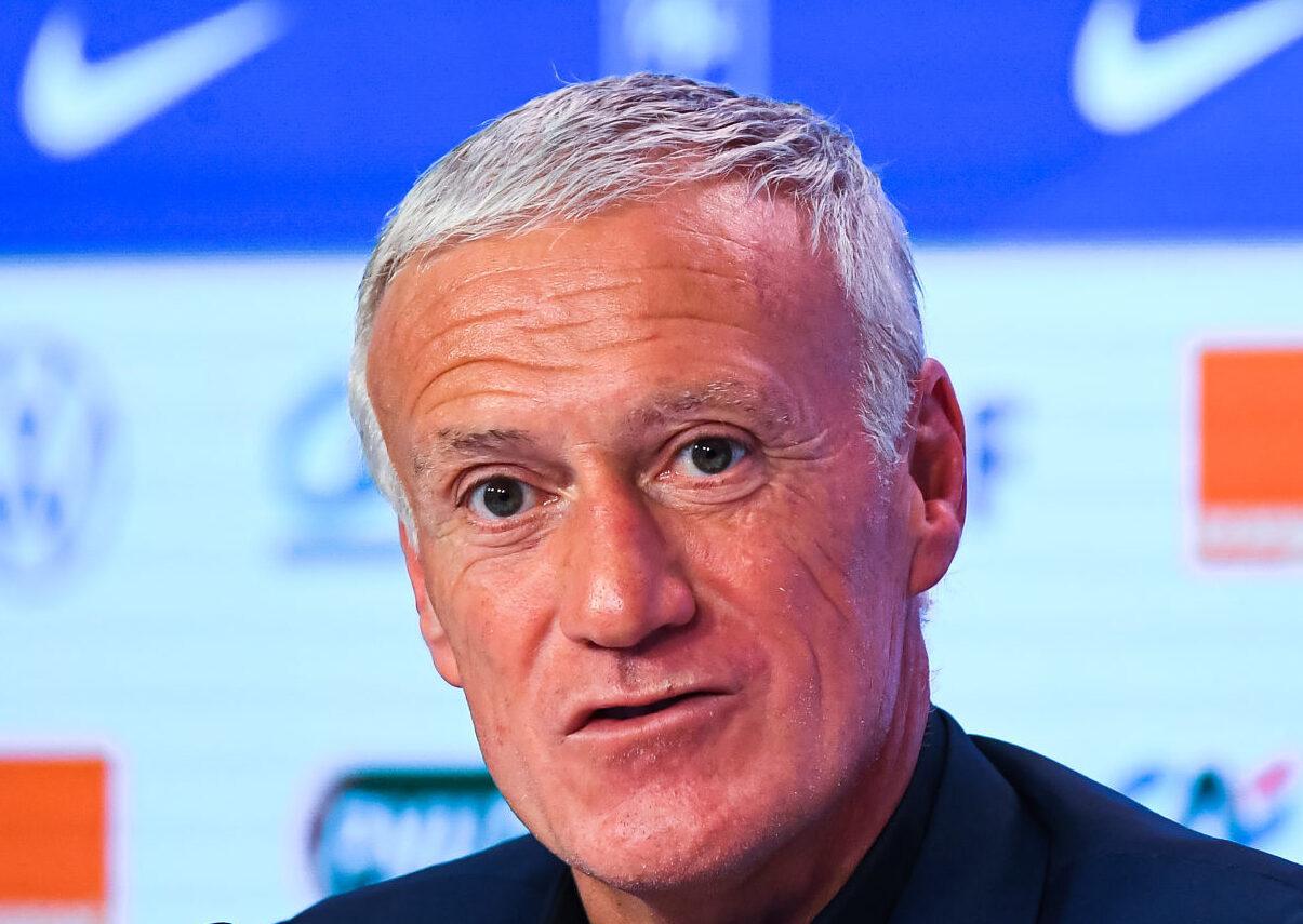 Didier Deschamps va communiquer sa liste des Bleus convoqués pour l'Euro le mardi 18 mai. Icon Sport