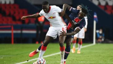 Un accord serait trouvé entre Liverpool et Konaté pour un contrat de 5 ans (IconSport)