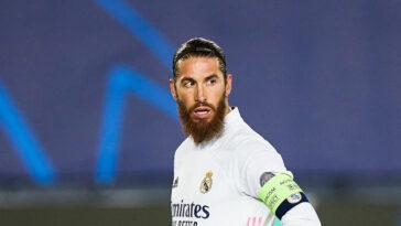 Sergio Ramos. Icon Sport