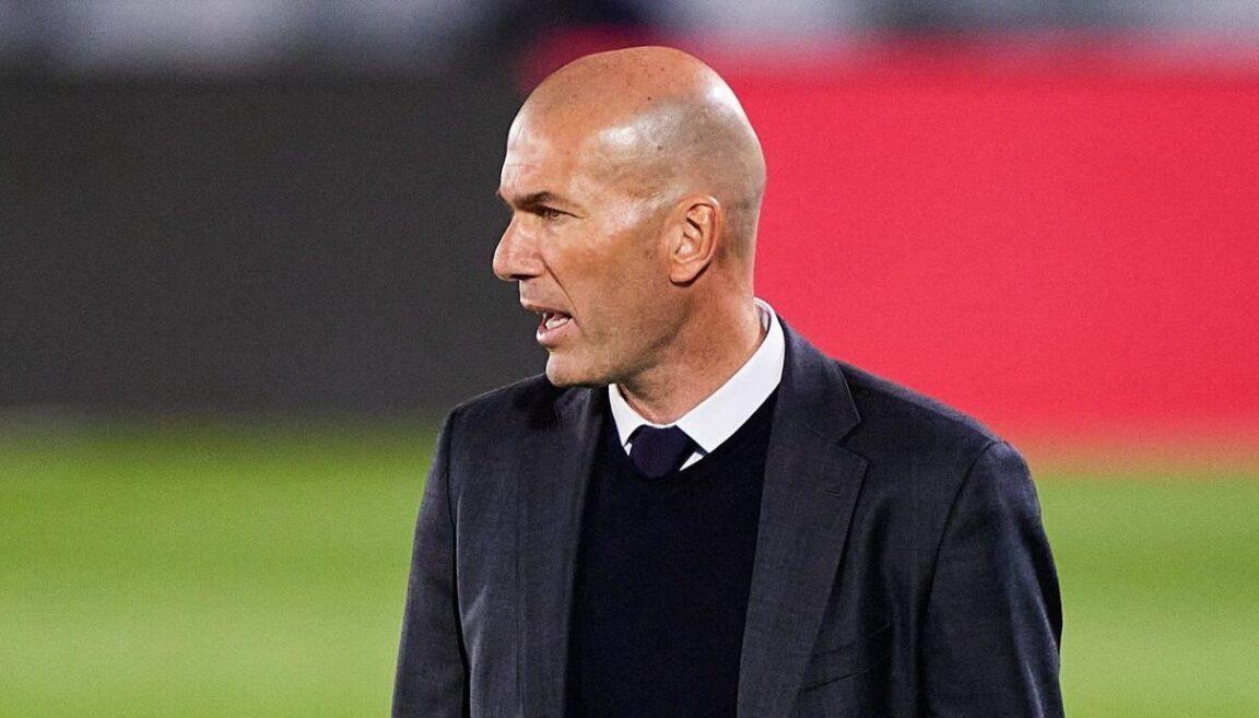 Zinédine Zidane. Icon Sport
