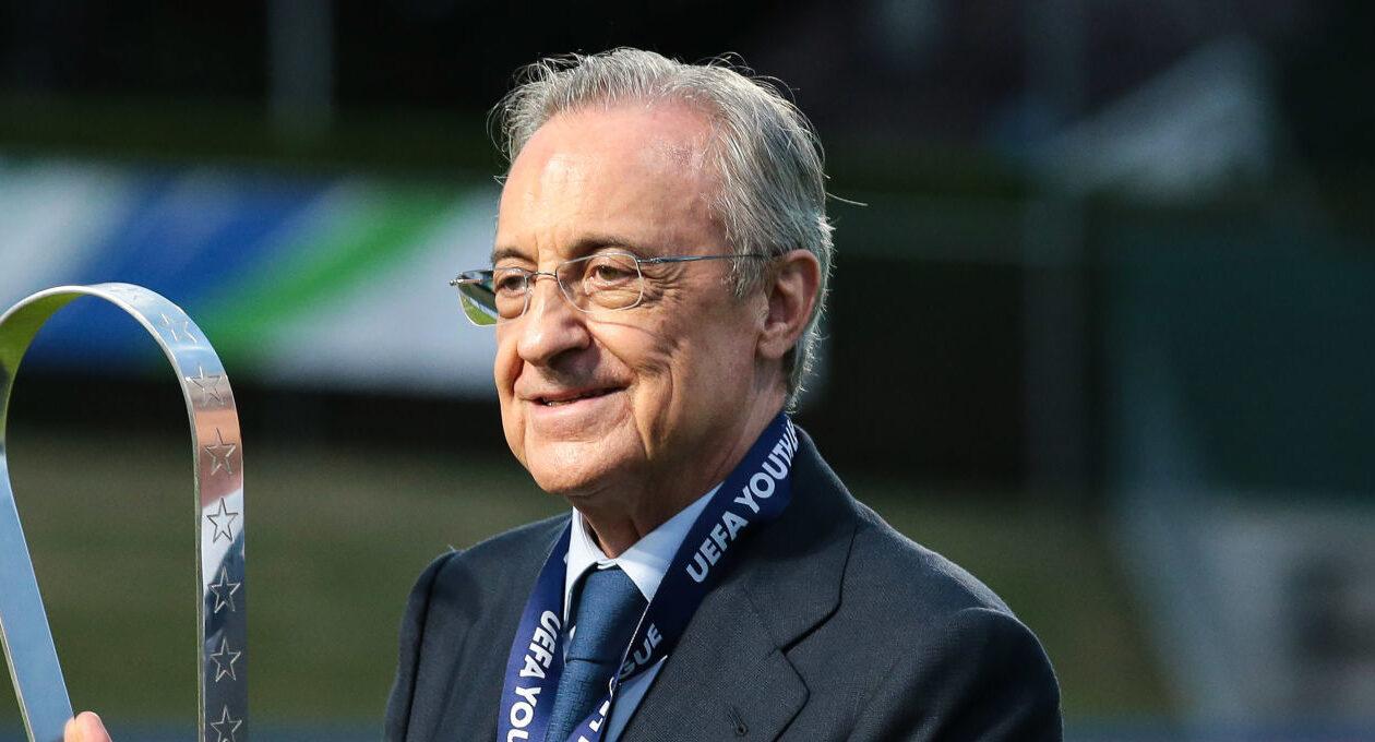 Florentino Pérez / Icon Sport