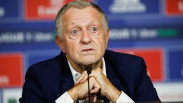 Jean-Michel Aulas, président de l'OL depuis 34 ans, a failli tout arrêter après la dernière défaite en Ligue 1 2020/2021. Icon Sport