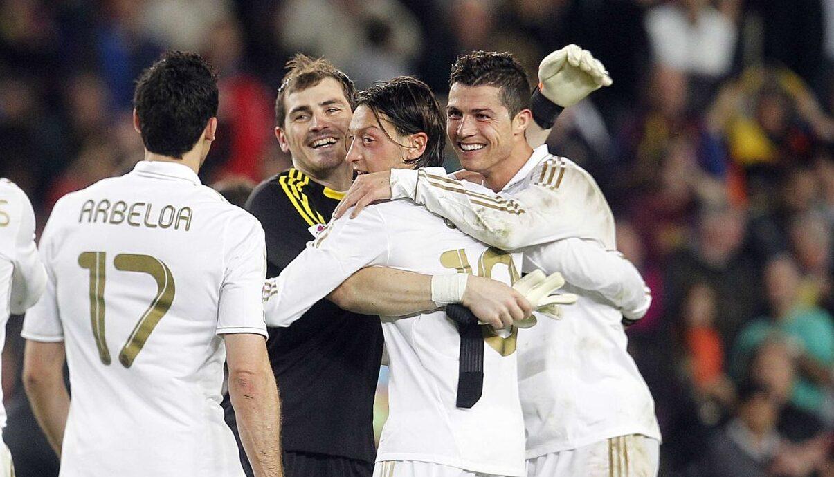 Esteban Granero révèle comment le Real Madrid de Mourinho a battu le meilleur Barça de l'histoire — Foot11.com