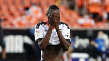 Mouctar Diakhaby a été victime d'insultes racistes supposées dimanche 4 avril. Icon Sport
