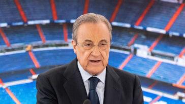 Florentino Pérez. Icon Sport