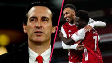 Unai Emery, l'entraîneur de Villarreal, va retrouver Arsenal en demi-finales de Ligue Europa dès ce jeudi soir 29 avril. Icon Sport