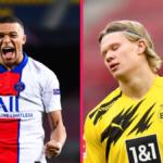 Kylian Mbappé plutôt qu'Erling Haaland pour le Real ! Icon Sport
